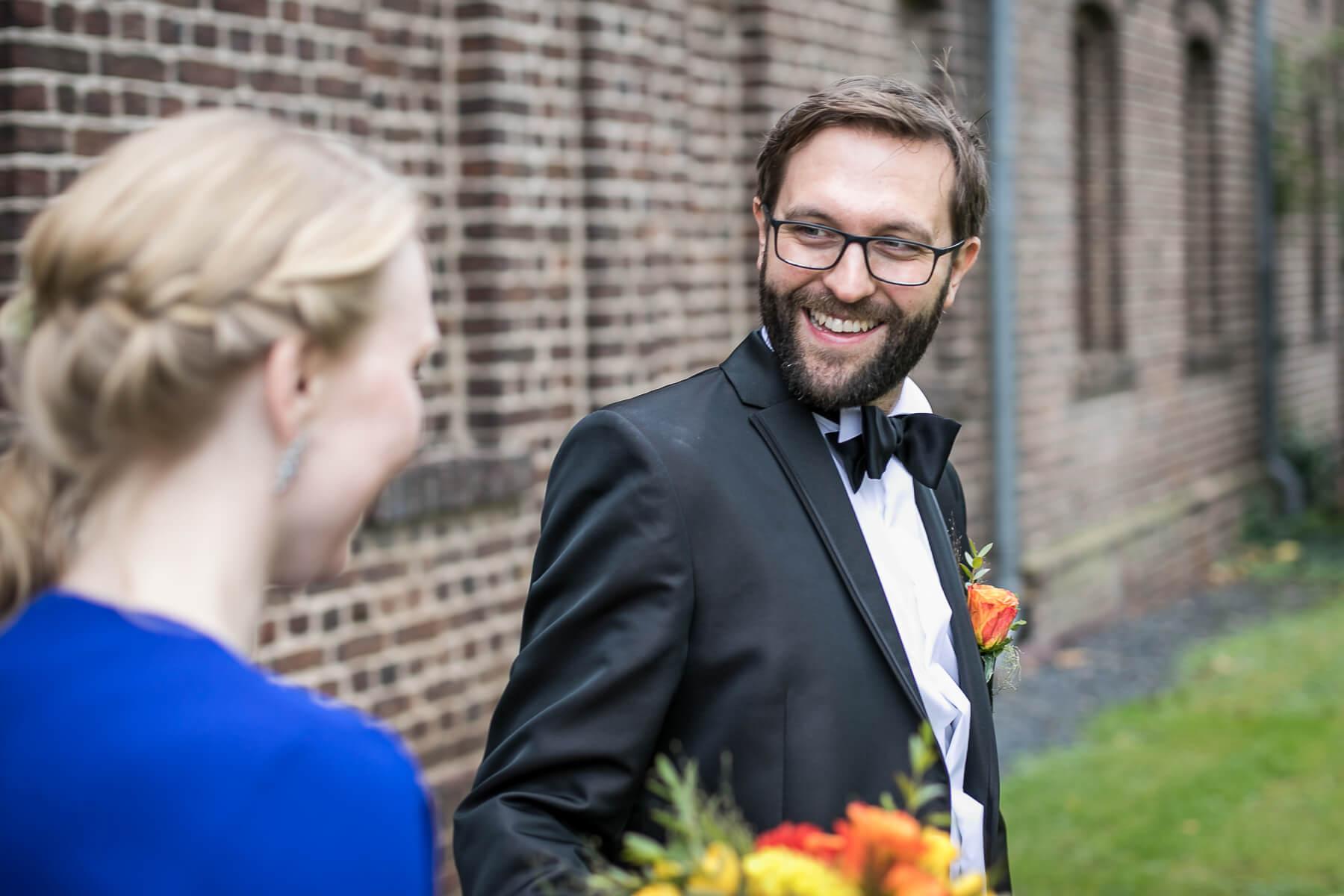 Hochzeitsreportage  Burghof Kommern 02