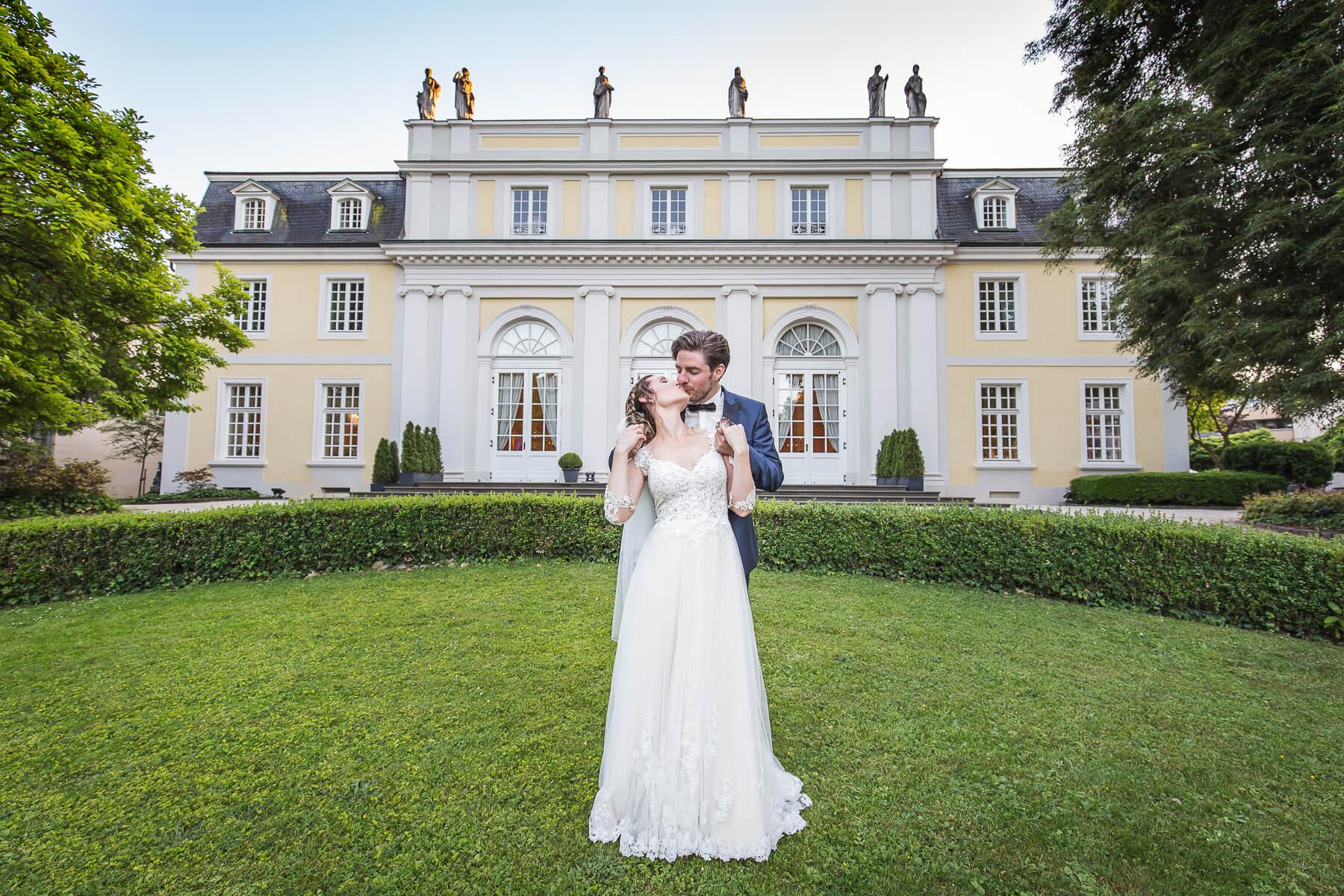 Hochzeitsreportage  Erftstadt  Bonn  La Redoute 12