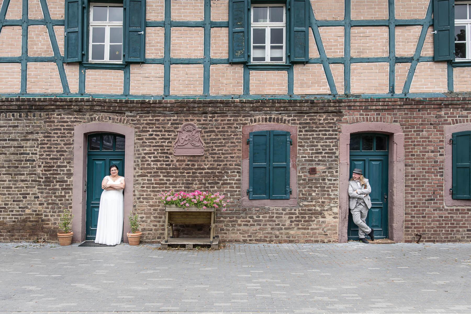 Hochzeitsreportage  Gymnicher Mühle 07