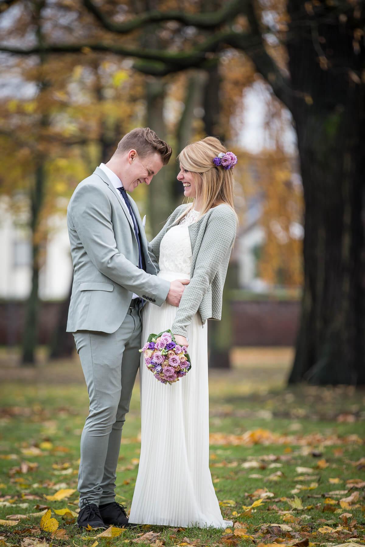 Hochzeitsreportage  Standesamt  Burg Alsdorf 04