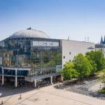 Luftaufnahme | Cinedom | Köln
